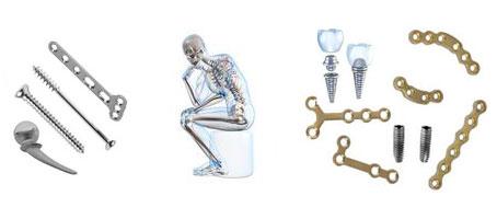 Titânio para Implantes